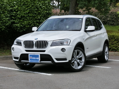 BMW X3 納車_e0288784_02015294.jpg