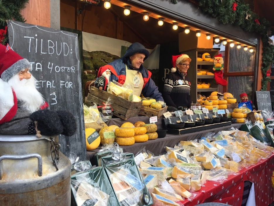 クリスマスマーケットとオスロの街_a0229904_07085006.jpg