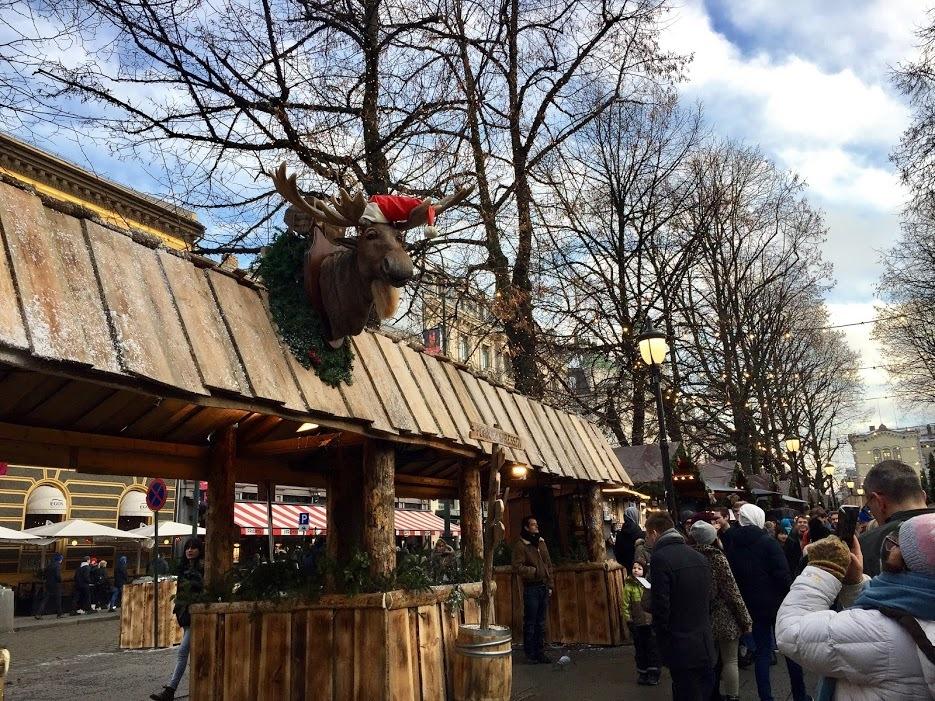 クリスマスマーケットとオスロの街_a0229904_07090081.jpg