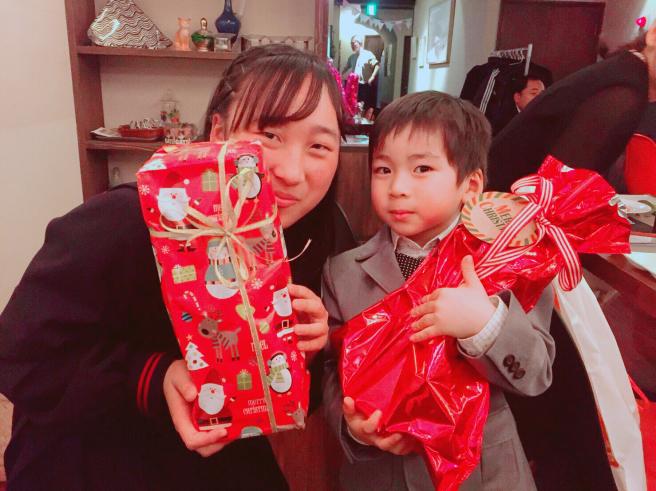 家族に感謝〜皆さま良いお年をお迎えください(*´꒳`*)_b0199244_07330401.jpg