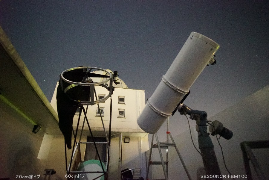 60cmドブソニアン自作記(194) 2017年の星見納めをする_a0095470_17084135.jpg