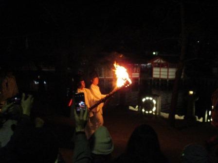 宮島学園 鎮火祭_f0229523_00065786.jpg