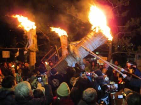 宮島学園 鎮火祭_f0229523_00101610.jpg