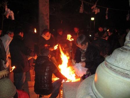 宮島学園 鎮火祭_f0229523_00195910.jpg