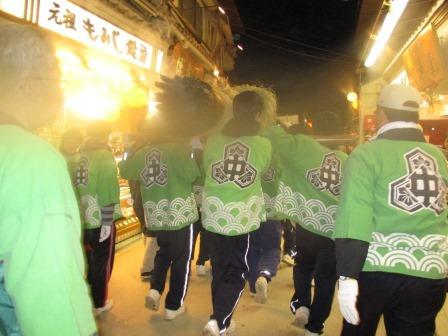 宮島学園 鎮火祭_f0229523_00204274.jpg