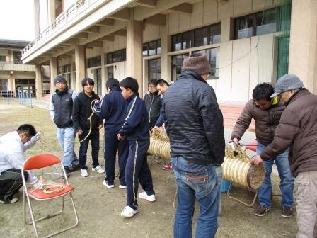 宮島学園 鎮火祭_f0229523_00472630.jpg