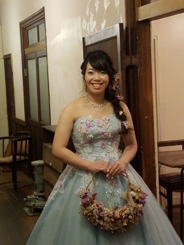 ドレスもふんわり_b0240634_07415680.jpg