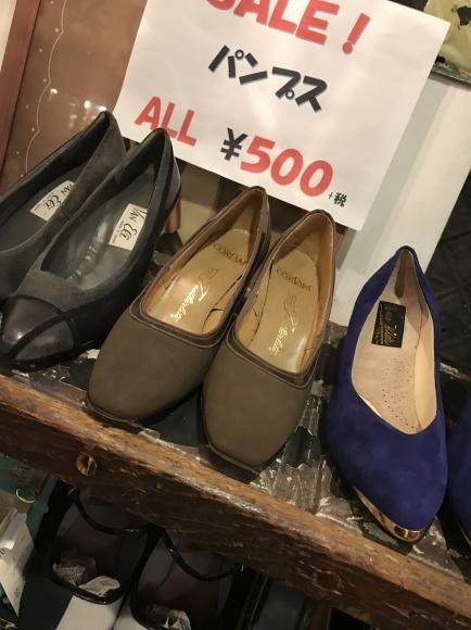 正月はcircusレディースいろんな靴靴靴だよ。_a0108963_23022919.jpg