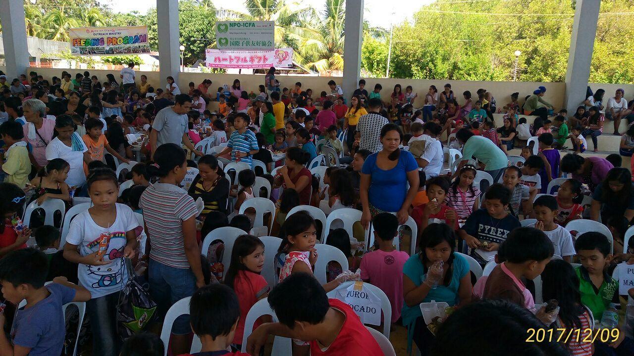 2017年フィリピン セブ島 クリスマス配布イベントのご報告_e0135675_23073702.jpg