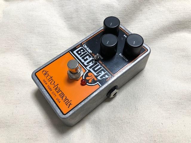 "Electro-Harmonix""OP-AMP Big Muff""_e0052576_12593215.jpg"