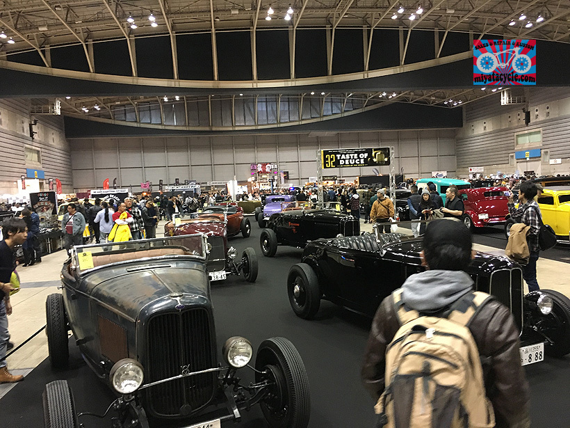 『 26th YOKOHAMA HOT ROD CUSTOM SHOW 』あとがき。_e0126901_12292278.jpg