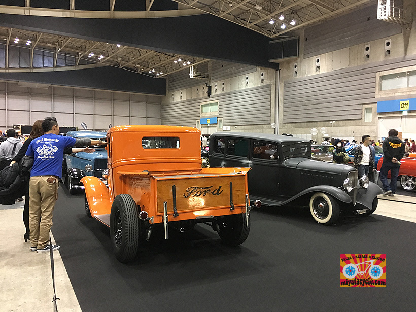 『 26th YOKOHAMA HOT ROD CUSTOM SHOW 』あとがき。_e0126901_12293257.jpg