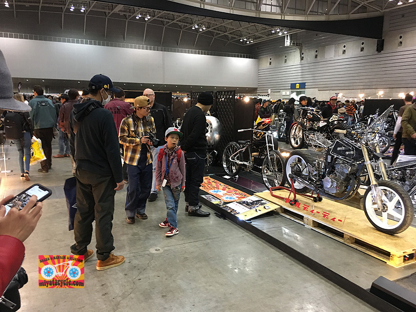 『 26th YOKOHAMA HOT ROD CUSTOM SHOW 』あとがき。_e0126901_12311444.jpg