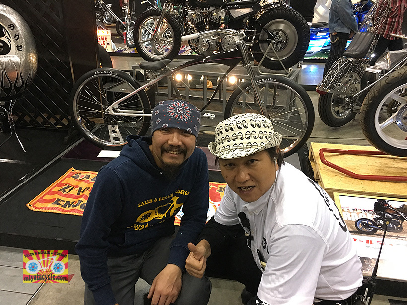 『 26th YOKOHAMA HOT ROD CUSTOM SHOW 』あとがき。_e0126901_12433691.jpg