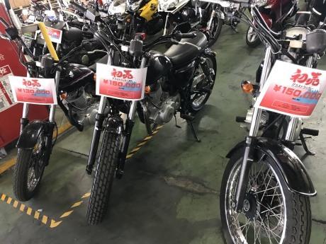 スーパーバイクセンター千葉初売り&引っ越ししました。_e0185939_12201595.jpg