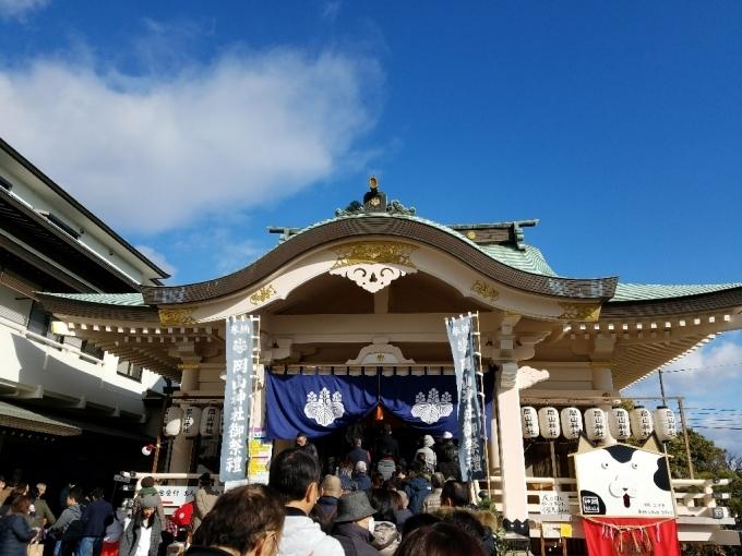 岡山神社へ_a0105740_21415909.jpg