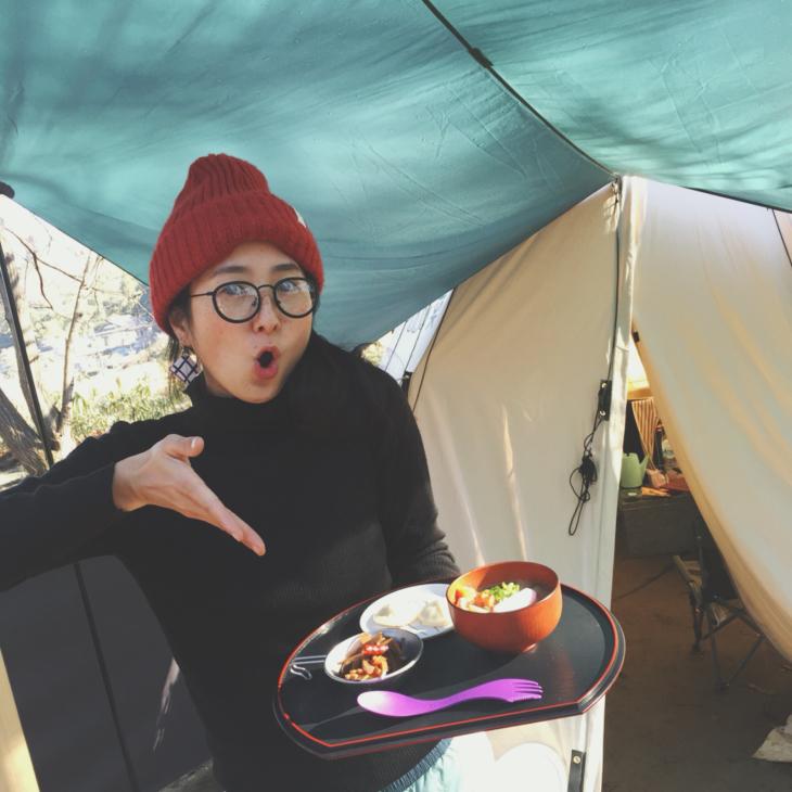 年越しキャンプと謹賀新年!_a0127284_13255445.jpg