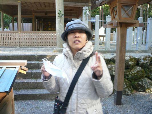 1/1 初詣&獅子舞_a0154110_08435618.jpg