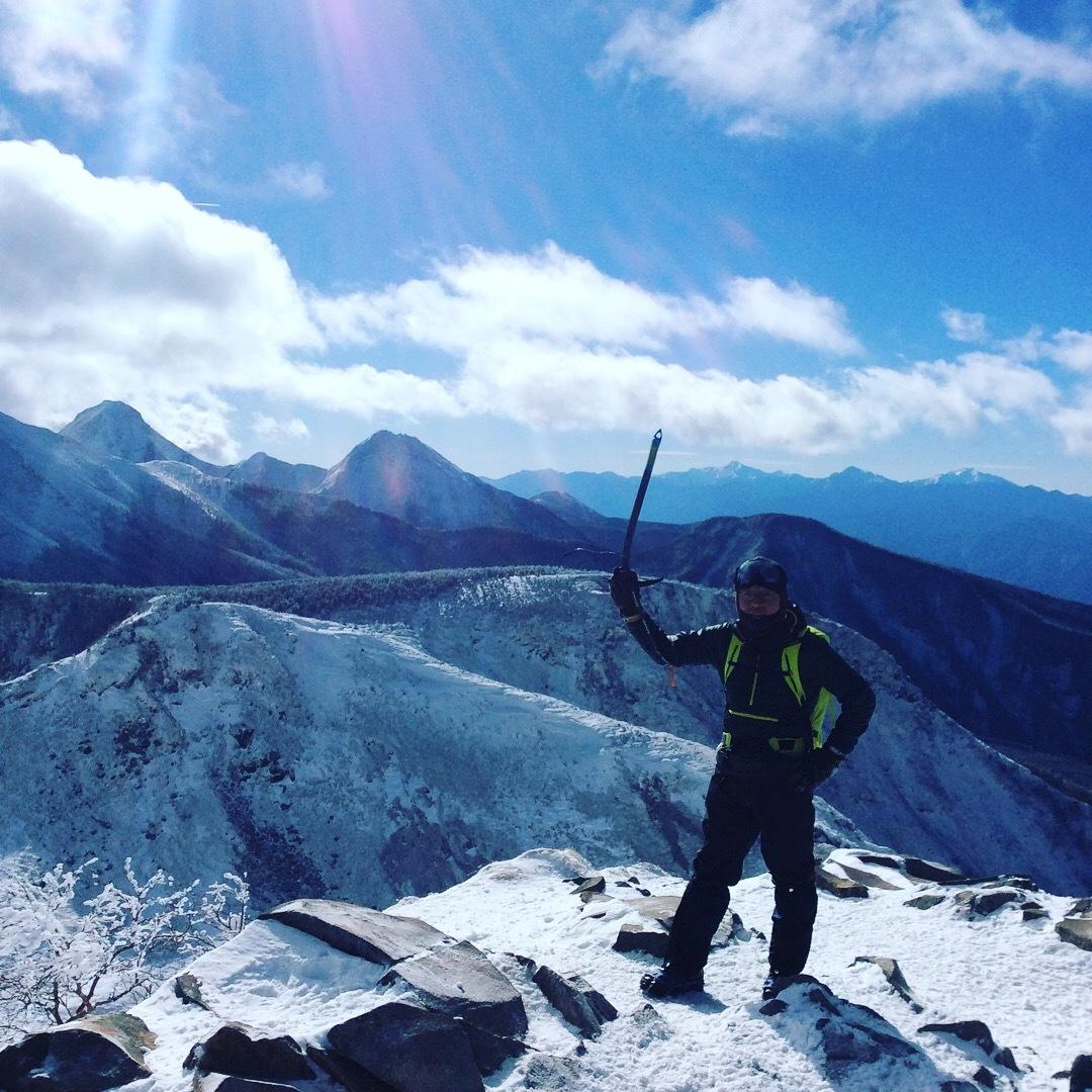 八ヶ岳  天狗岳へ_a0033722_17280370.jpg