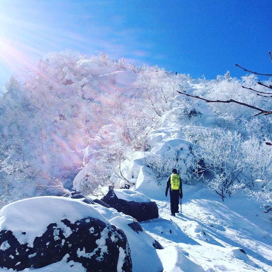 八ヶ岳  天狗岳へ_a0033722_17282312.jpg