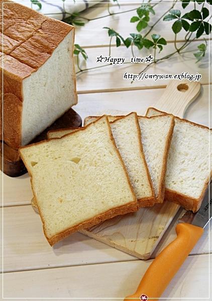 玉子ハムサンドで朝ごパンと今日のわんこ♪_f0348032_17533176.jpg