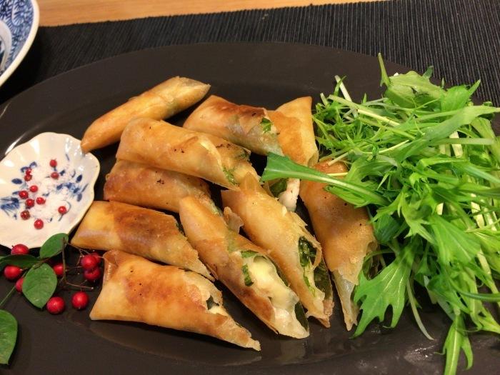 2日の日、義姉の料理が超美味しかったーー!毎度ながらレストラン状態ですぅ~~♪_c0110051_09220421.jpg