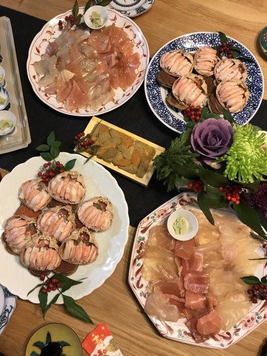 2日の日、義姉の料理が超美味しかったーー!毎度ながらレストラン状態ですぅ~~♪_c0110051_09222331.jpg