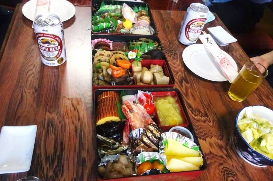 おせち料理×3_f0059673_19085298.jpg