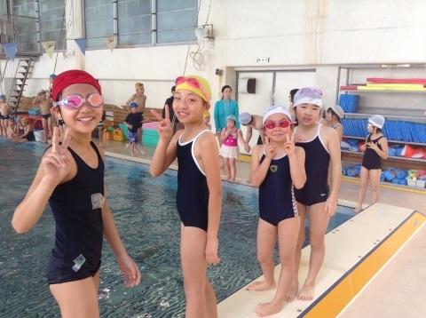 2017年冬の短期水泳教室 水中祭り_b0286596_12013363.jpg