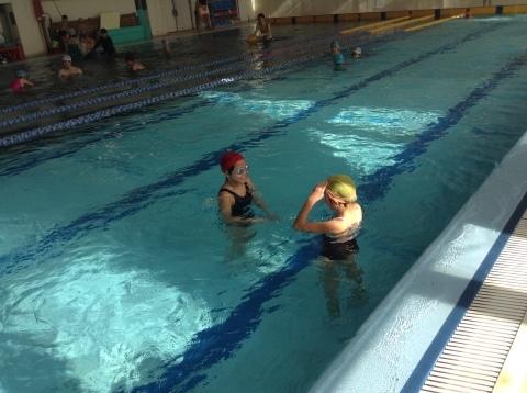 2017年冬の短期水泳教室 水中祭り_b0286596_12041449.jpg