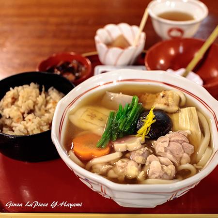 料理の風景 かやくうどん_b0133053_00293820.jpg