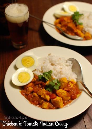 チキンとトマトのインド風カレー_b0253205_06290718.jpg