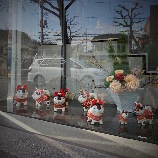 初春を祝う、毎年恒例の人形展…_b0232919_13002891.jpg