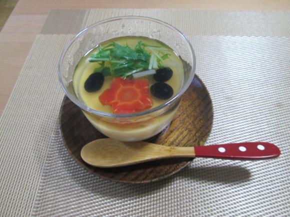 胡麻豆腐と彩り野菜のゼリー寄せ~お正月バージョン~_d0361028_21184000.jpg