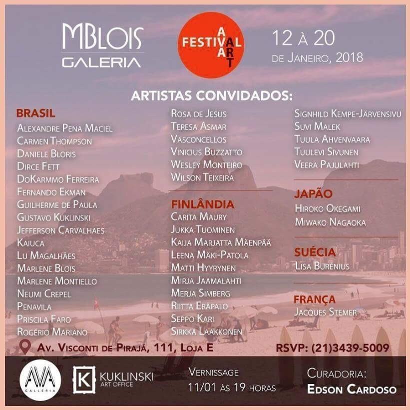 リオデジャネイロで展示。_c0160745_08261826.jpg