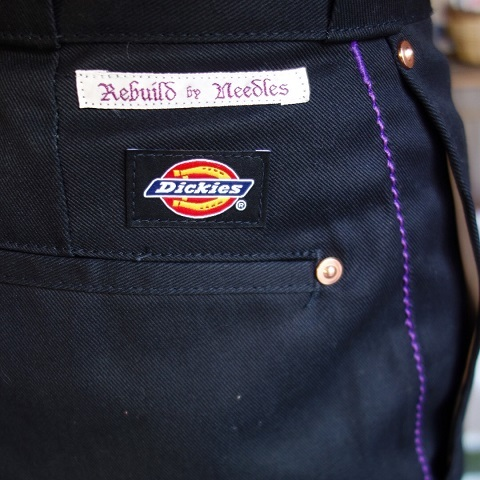 Rebuild by Needles : Dickies 874 - Dimension Slim Pant_a0234452_20370278.jpg