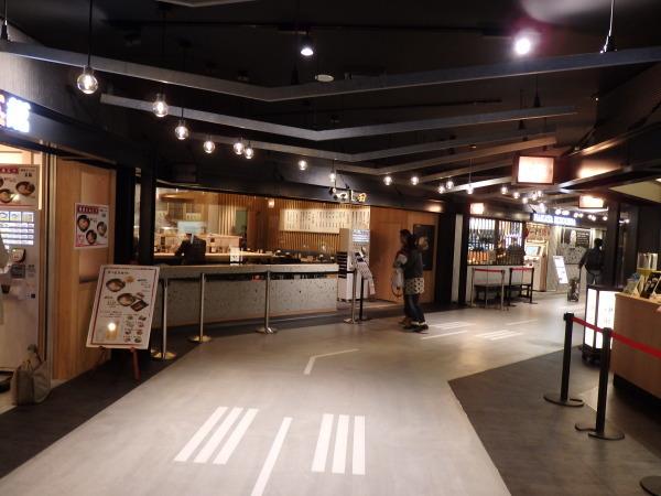 福岡空港にラーメン街道ができました。_f0337554_12142296.jpg