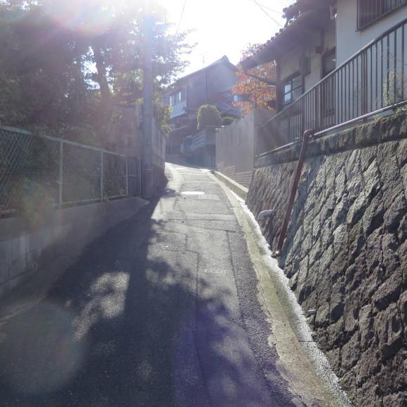 秋篠町から近鉄奈良駅方面に歩いて行く佐紀・佐保おさらいブログ 2 奈良市_c0001670_19081835.jpg