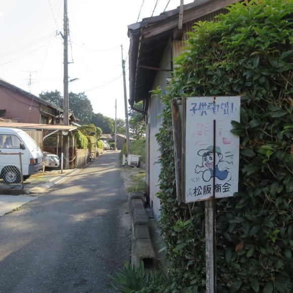 秋篠町から近鉄奈良駅方面に歩いて行く佐紀・佐保おさらいブログ 2 奈良市_c0001670_19083591.jpg