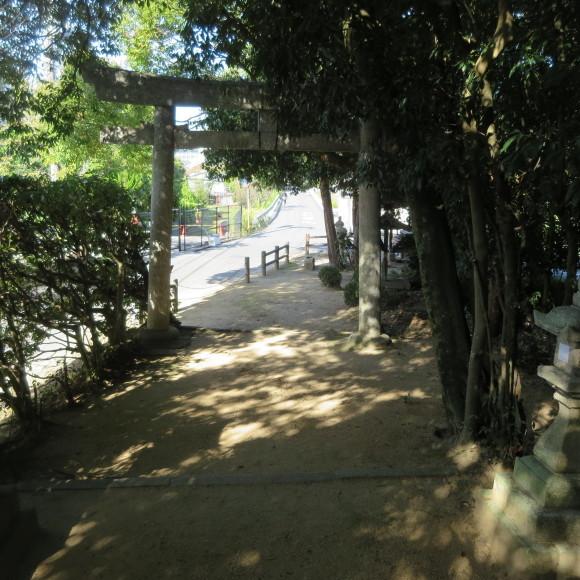秋篠町から近鉄奈良駅方面に歩いて行く佐紀・佐保おさらいブログ 2 奈良市_c0001670_19184938.jpg