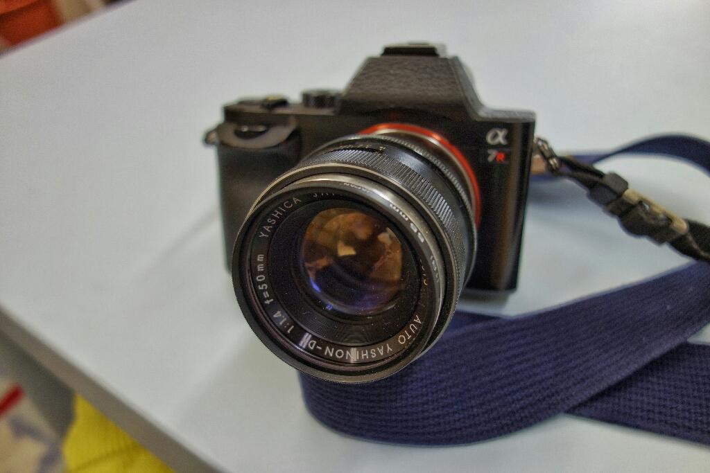 ★今日は、富岡光学製「YASHINON-DX 50mm f1.4」を使ってみよう。_e0291683_11552464.jpg
