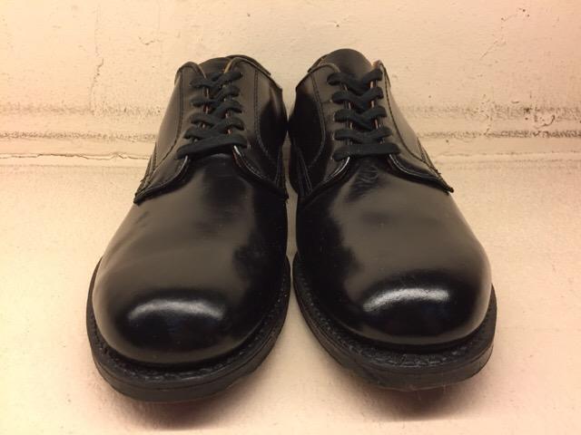 1月10日(水)大阪店ヴィンテージ入荷!#1 U.S.Navy編!NOS ServiceShoes!!(大阪アメ村店)_c0078587_19293230.jpg