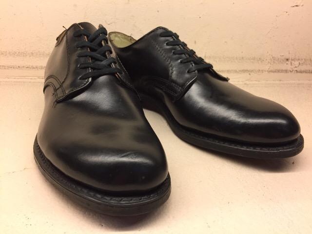 1月10日(水)大阪店ヴィンテージ入荷!#1 U.S.Navy編!NOS ServiceShoes!!(大阪アメ村店)_c0078587_19304859.jpg