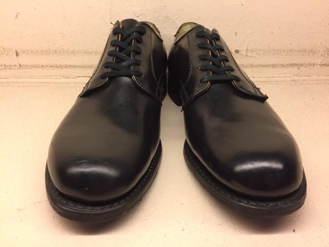 1月10日(水)大阪店ヴィンテージ入荷!#1 U.S.Navy編!NOS ServiceShoes!!(大阪アメ村店)_c0078587_1931260.jpg