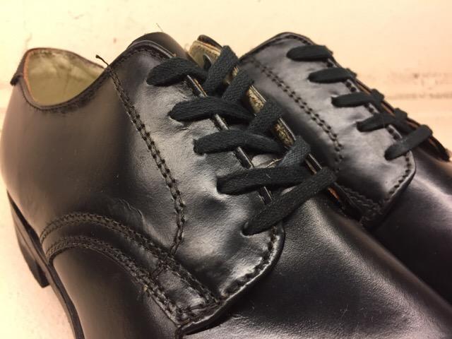 1月10日(水)大阪店ヴィンテージ入荷!#1 U.S.Navy編!NOS ServiceShoes!!(大阪アメ村店)_c0078587_19315146.jpg