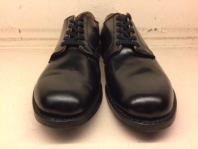 1月10日(水)大阪店ヴィンテージ入荷!#1 U.S.Navy編!NOS ServiceShoes!!(大阪アメ村店)_c0078587_19322741.jpg