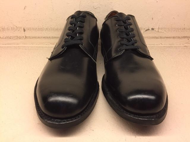 1月10日(水)大阪店ヴィンテージ入荷!#1 U.S.Navy編!NOS ServiceShoes!!(大阪アメ村店)_c0078587_19334446.jpg