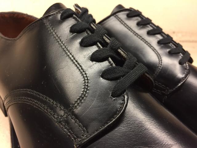 1月10日(水)大阪店ヴィンテージ入荷!#1 U.S.Navy編!NOS ServiceShoes!!(大阪アメ村店)_c0078587_19343673.jpg