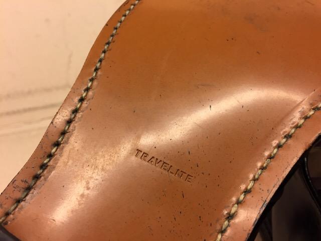 1月10日(水)大阪店ヴィンテージ入荷!#1 U.S.Navy編!NOS ServiceShoes!!(大阪アメ村店)_c0078587_19355318.jpg