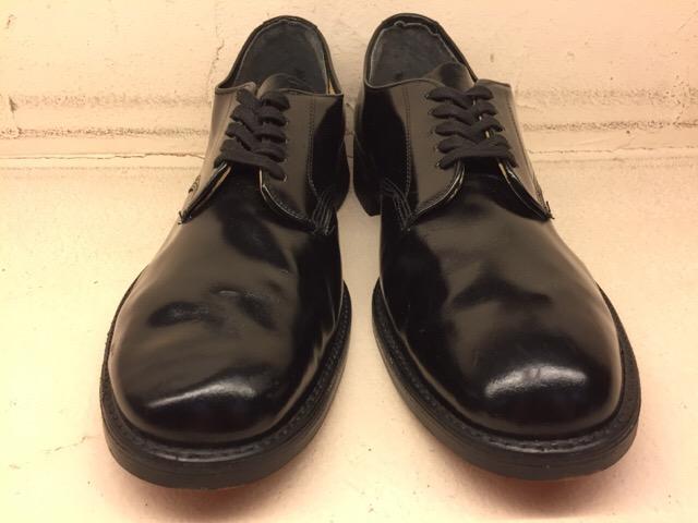 1月10日(水)大阪店ヴィンテージ入荷!#1 U.S.Navy編!NOS ServiceShoes!!(大阪アメ村店)_c0078587_1935911.jpg